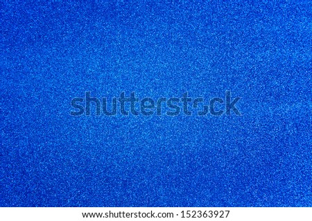 Abstract dark blue glitter background - stock photo