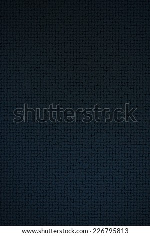 Abstract dark blue wallpaper background with texture. - stock photo