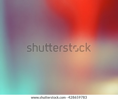 Abstract Defocused Party, Festival, Carnival, Celebration Bokeh Background - for your design  - stock photo