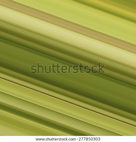 Abstract diagonal stripe pattern in shades of green - stock photo