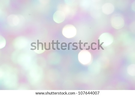 Abstract dream Winter background - stock photo