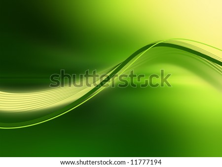 Abstract Dynamic Background - stock photo
