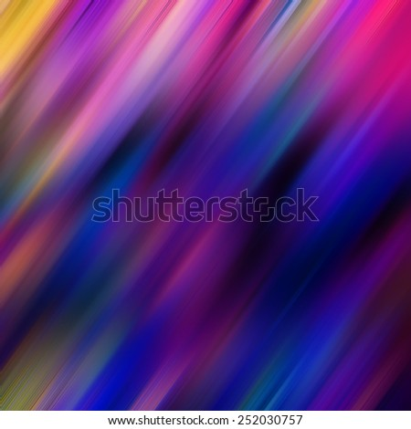abstract dynamic composition diagonal color lines background - stock photo