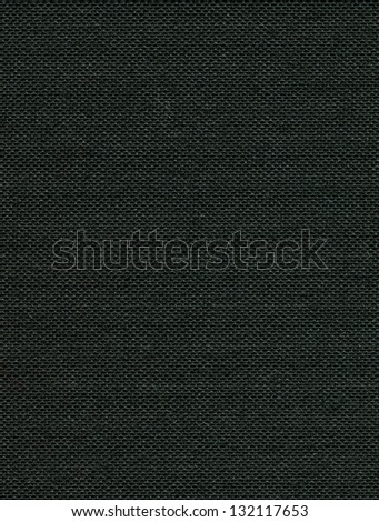 Abstract fabric background. Black - stock photo