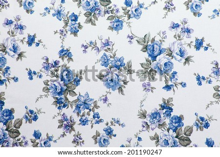 abstract floral pattern  - stock photo