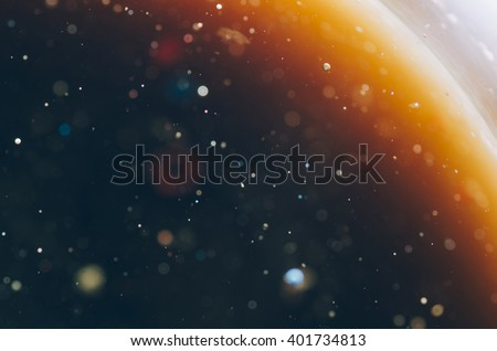 abstract fluids background - stock photo
