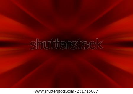 Abstract fractal red background - stock photo