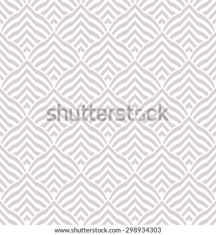 Abstract geometric pattern with lines, stripes. A seamless  background. - stock photo