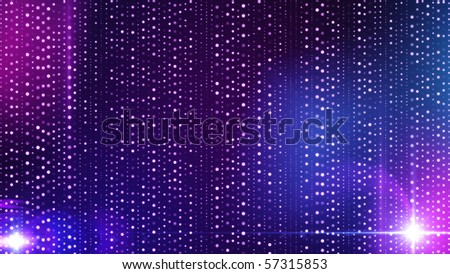 Abstract Glamour Background - stock photo