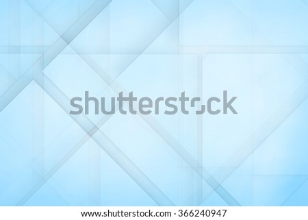 Abstract glass blue background for technology, business or electronics products - stock photo