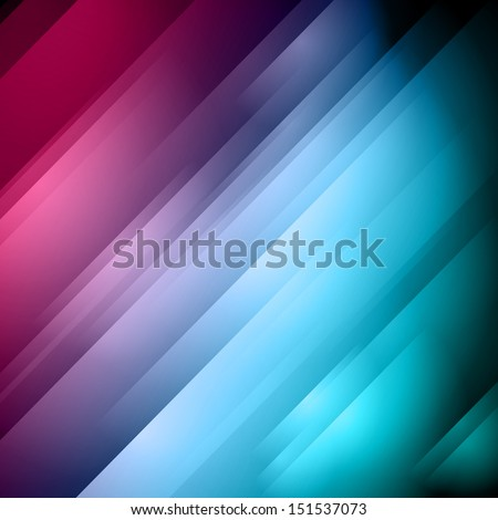 Abstract glowing striped background.  - stock photo