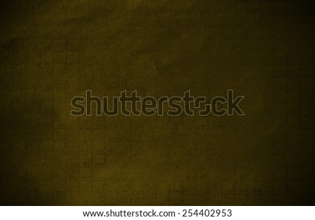 Abstract gold grunge technical background paper - stock photo