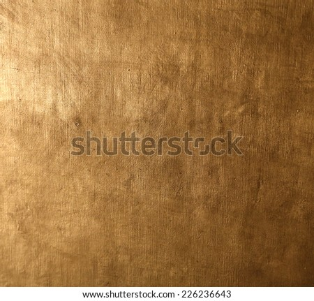 abstract golden texture. - stock photo