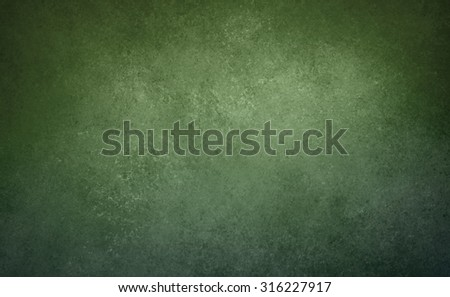 abstract green background design layout or old green paper vintage grunge background texture - stock photo
