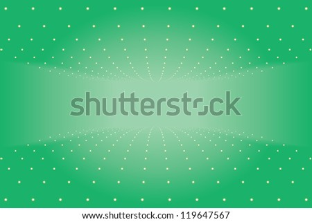 abstract green background (vector version also available in my gallery) - stock photo