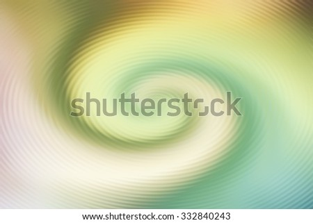 Abstract green ripples wave and swirl background for wallpaper or backdrop or webdesign - stock photo