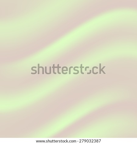 Abstract Green Wave Background for Your Design. - stock photo