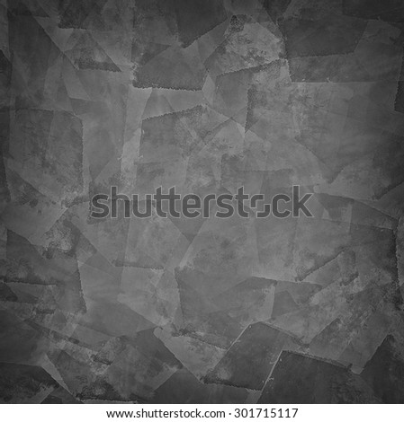 Abstract grey grunge background - stock photo