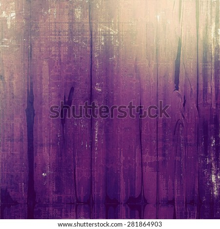 Abstract grunge background or old texture. With different color patterns: brown; gray; purple (violet) - stock photo