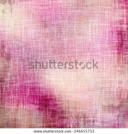 Abstract grunge background or old texture. With different color patterns: purple (violet); yellow (beige); brown; pink - stock photo