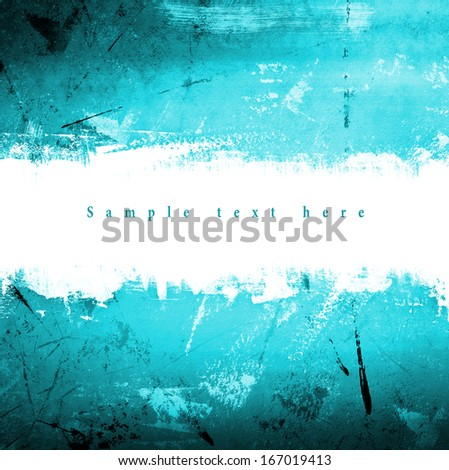 Abstract grunge banner. Abstract background. - stock photo