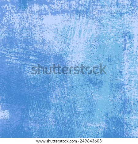 Abstract grunge painted scratched texture. . - stock photo
