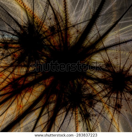 abstract grungy background - stock photo