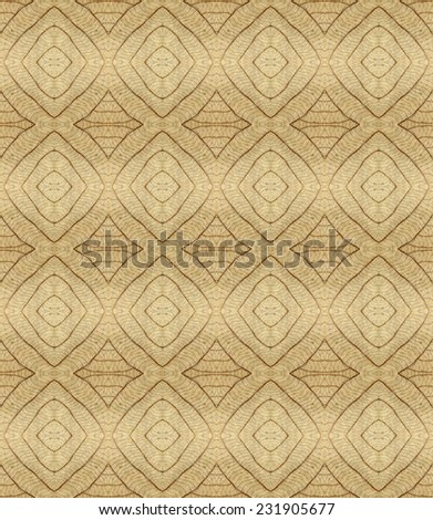 Abstract grungy brown fractal pattern.  - stock photo