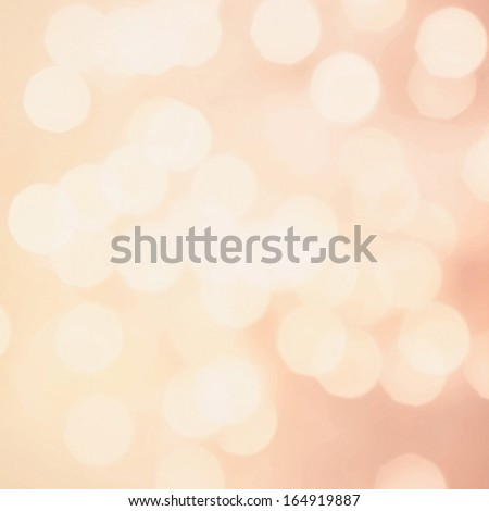 Abstract holiday background. Vintage lights, glowing magic bokeh, retro style. white and yellow lights with blur effect.  - stock photo