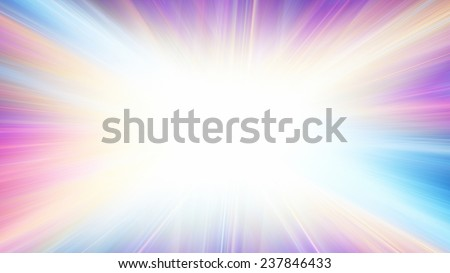 Abstract horizontal shiny light background with effect of flash. Raster - stock photo