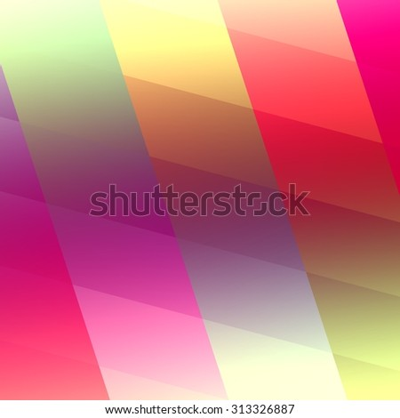Abstract iridescent presentation background. Lined art. Cell block. Beige glossy glow. Light color. Smooth blur. Cool geometric pic. Clean render. Sparse lines. Copy space for text. Rhomb image. - stock photo