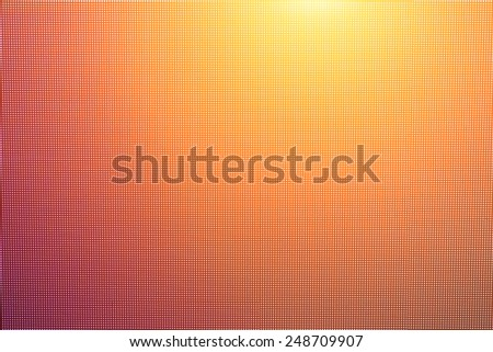 abstract led screen texture background - stock photo