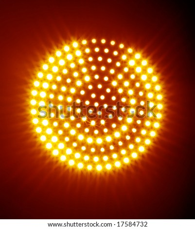 abstract light - stock photo