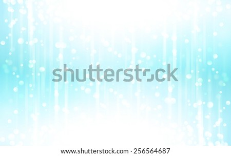 abstract lights, background for your design - stock photo