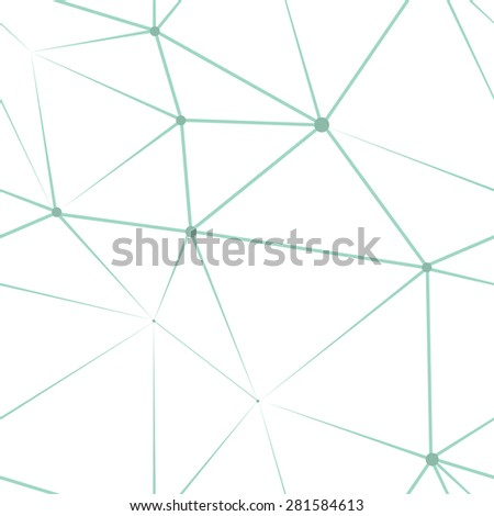Abstract lines - stock photo