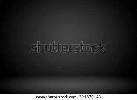 Abstract luxury dark grey and black gradient with border black vignette background Studio backdrop - well use as black backdrop background, black board, black studio background, black gradient frame. - stock photo