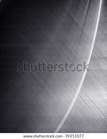 abstract metal plate background - stock photo