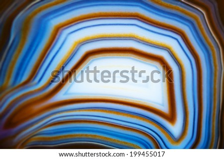 abstract multicolored natural stone lines - stock photo