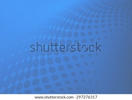 Abstract Natural Dot Swirl Light Blue Color Soft Focus Background.Perfect for various websites, artworks, graphics, cards, banners, ads and much more. - stock photo