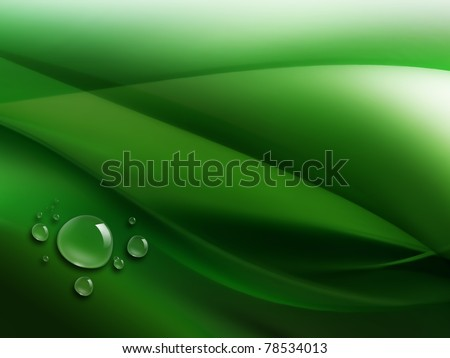 abstract nature background for your art design - stock photo