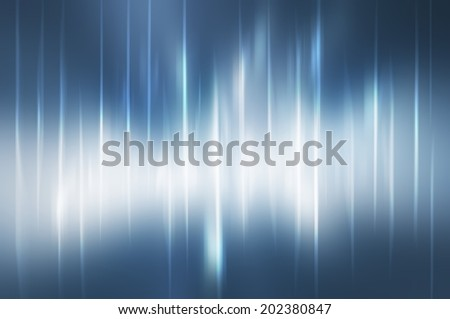 Abstract neon background with neon strips - stock photo