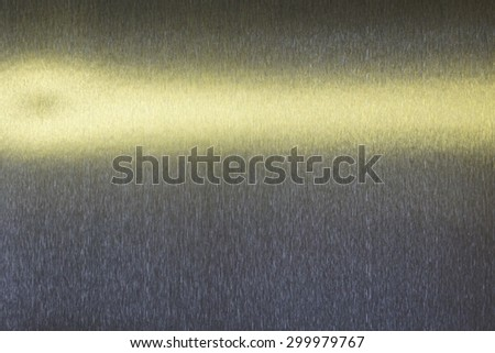 abstract of metal floor texture for background used - stock photo
