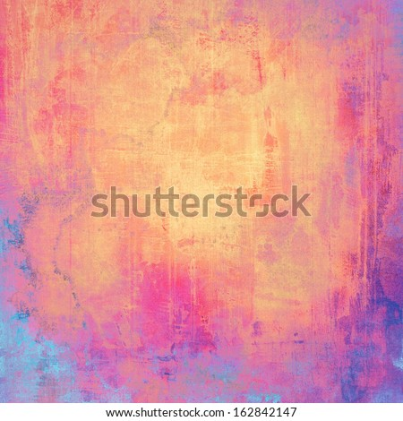 Abstract old background with grunge texture - stock photo