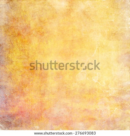 Abstract old grunge colorful wall background - stock photo