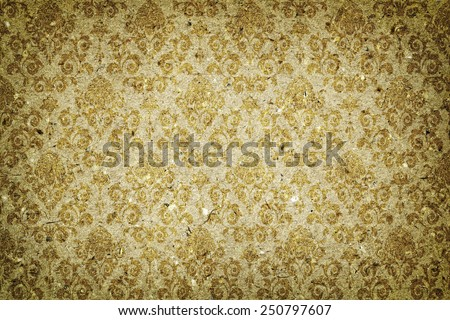 abstract old vintage paper background texture  - stock photo