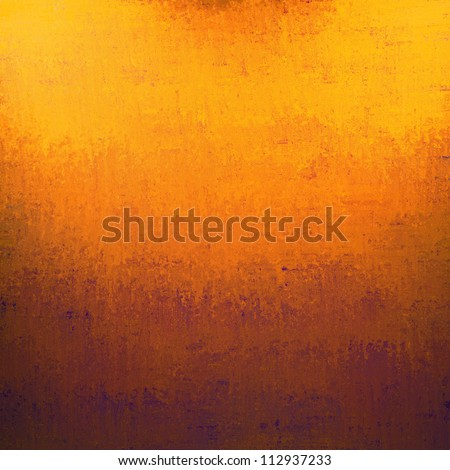 abstract orange background brown bright colorful background Thanksgiving invitation vintage grunge background texture gradient design halloween autumn background warm gold color canvas web fall paper - stock photo