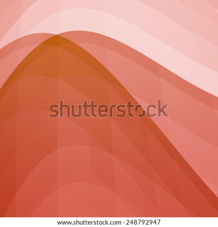 Abstract orange background or texture. - stock photo
