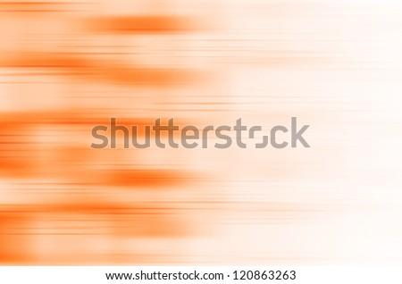abstract orange line background - stock photo
