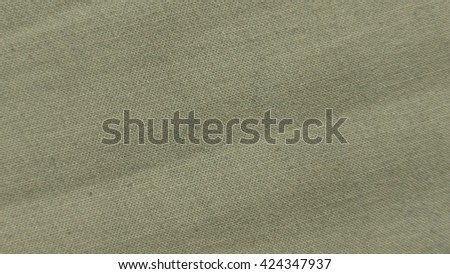 Abstract Organic Cotton Fabric Texture - stock photo