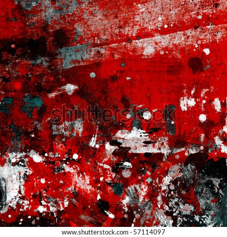 abstract paint background - stock photo